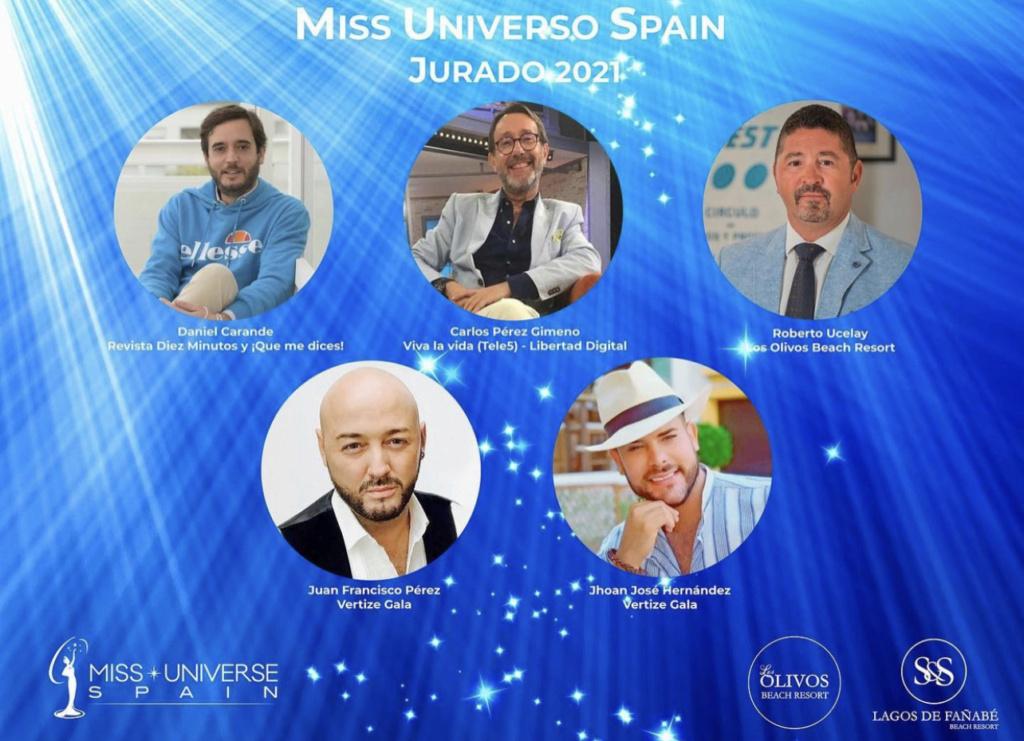 candidatas a miss universe spain 2021. final: 16 oct. - Página 3 Bc9d0110