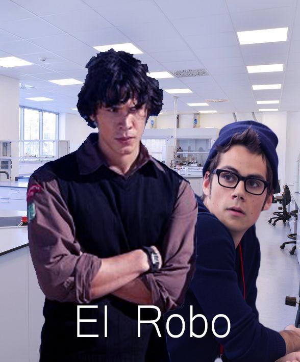 Hunters: PORTADAS El_rob10