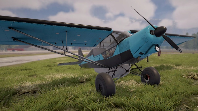 Deadstick - Bush Flight Simulator 4110