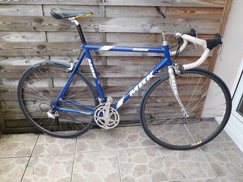 Aide pour identifier un vélo _1137010