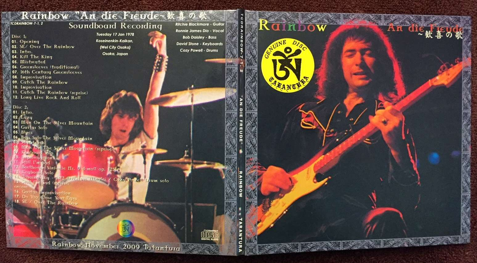 Vos bootlegs Rainbow . - Page 8 Img_6120