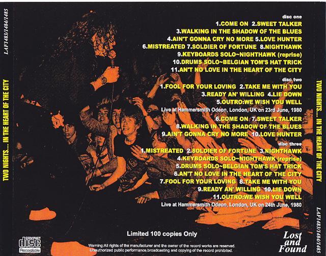CD /DVD /Blu-ray/ LP achats - Page 7 Whites13
