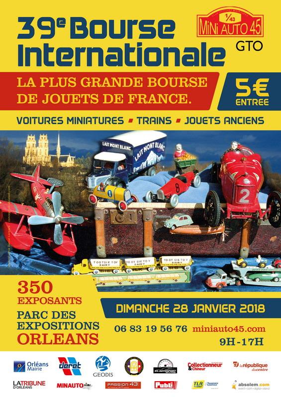 Bourse ORLÉANS 2018. 2018bo10