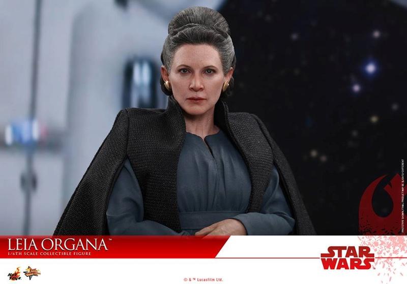 [Hot Toys] -Star Wars EP. VIII- Leia Organa 1/6 25507610