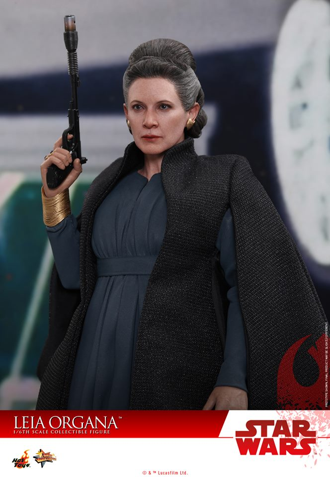 [Hot Toys] -Star Wars EP. VIII- Leia Organa 1/6 25552111