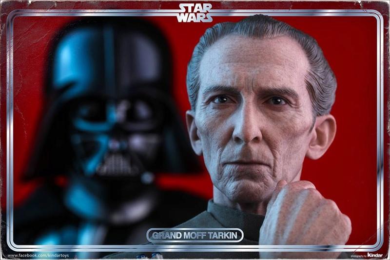 [Hot Toys]- Star Wars EP IV - Grand Moff Tarkin 1/6 26804813