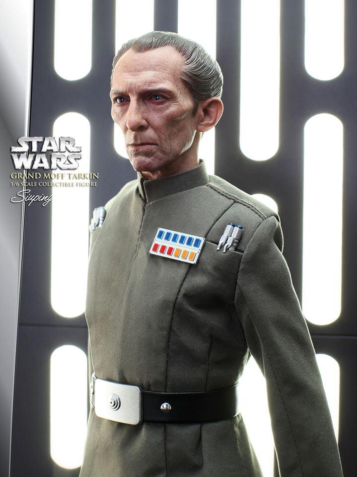 [Hot Toys]- Star Wars EP IV - Grand Moff Tarkin 1/6 26804911