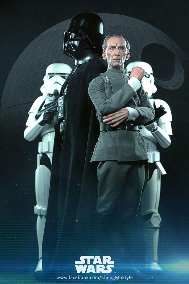 [Hot Toys]- Star Wars EP IV - Grand Moff Tarkin 1/6 26906911
