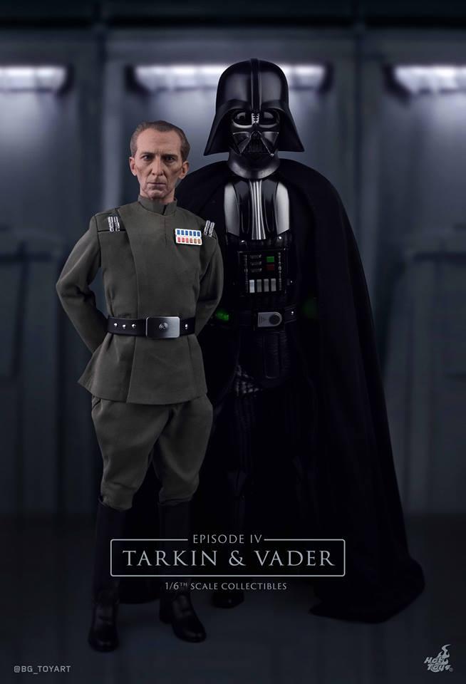 [Hot Toys]- Star Wars EP IV - Grand Moff Tarkin 1/6 26907610