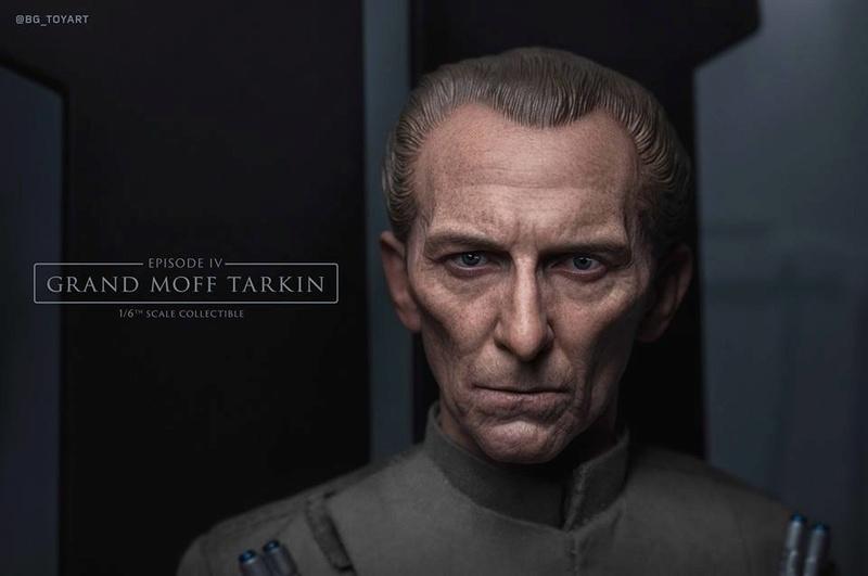 [Hot Toys]- Star Wars EP IV - Grand Moff Tarkin 1/6 26908010