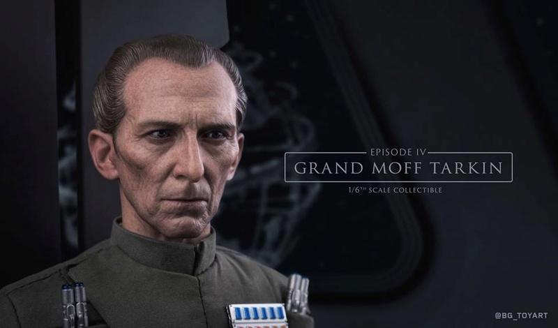 [Hot Toys]- Star Wars EP IV - Grand Moff Tarkin 1/6 26993610