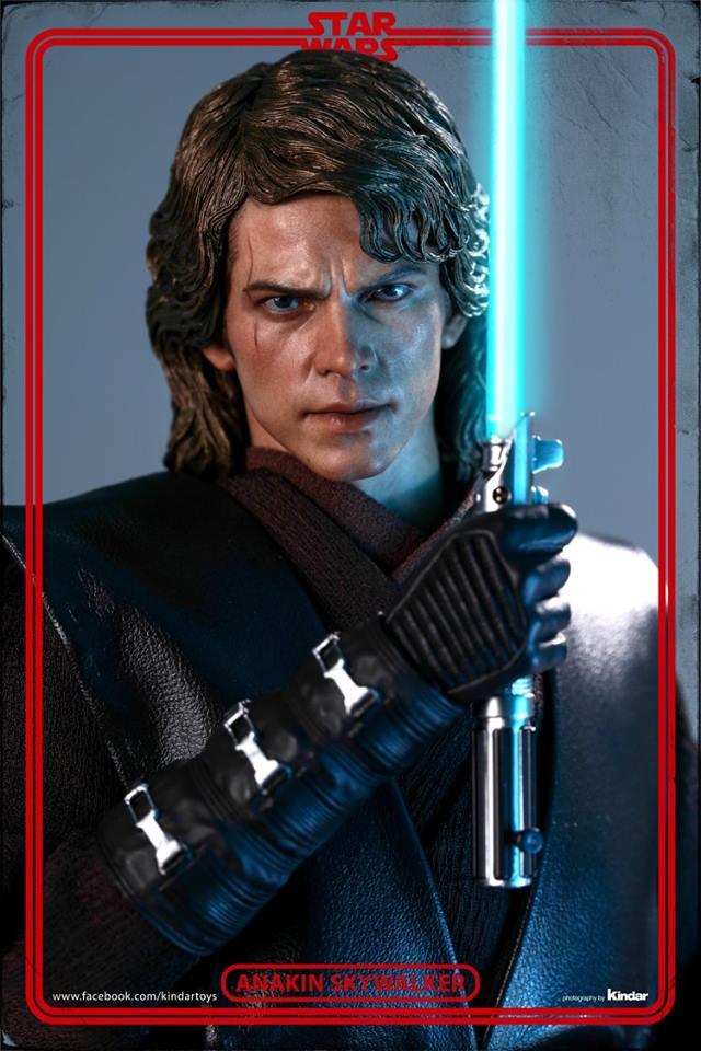 [Hot Toys]- Star Wars EP III - Anakin Skywalker 1/6 28279311