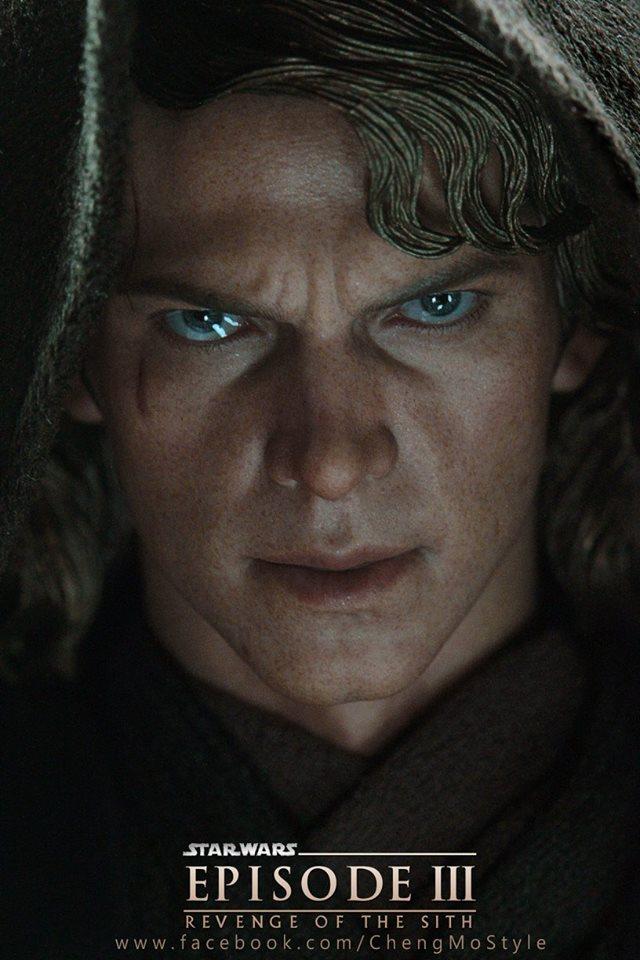[Hot Toys]- Star Wars EP III - Anakin Skywalker 1/6 28280012