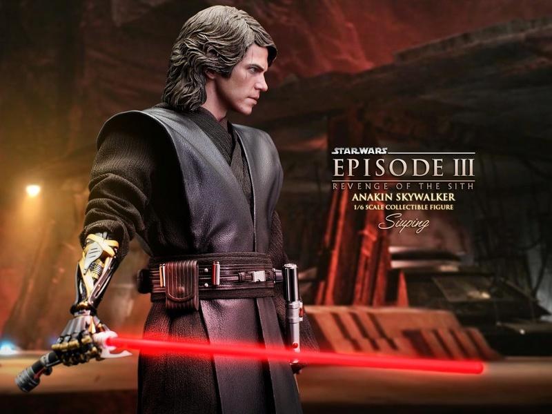 [Hot Toys]- Star Wars EP III - Anakin Skywalker 1/6 28280013