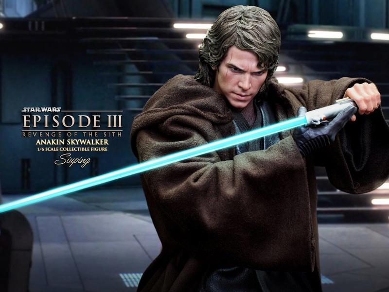 [Hot Toys]- Star Wars EP III - Anakin Skywalker 1/6 28280014