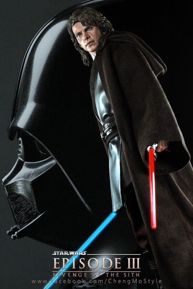 [Hot Toys]- Star Wars EP III - Anakin Skywalker 1/6 28377811
