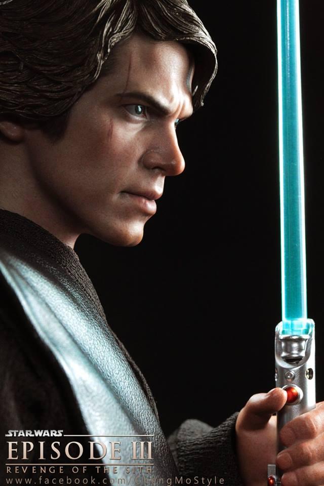 [Hot Toys]- Star Wars EP III - Anakin Skywalker 1/6 28377910