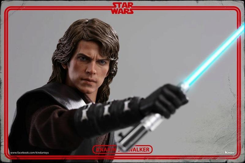 [Hot Toys]- Star Wars EP III - Anakin Skywalker 1/6 28378011