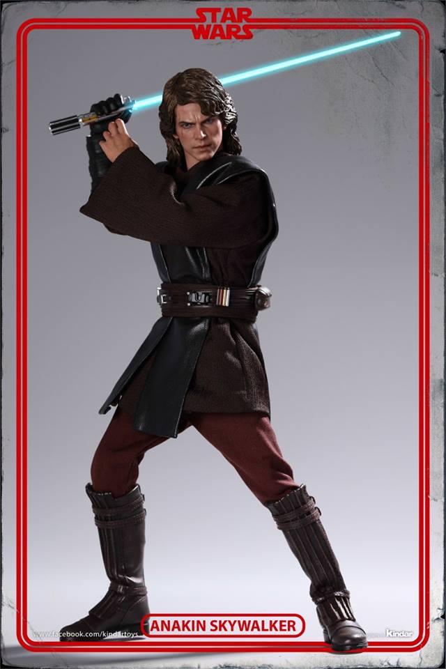 [Hot Toys]- Star Wars EP III - Anakin Skywalker 1/6 28378311