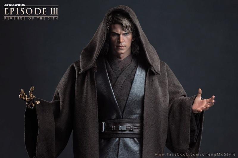 [Hot Toys]- Star Wars EP III - Anakin Skywalker 1/6 28378810