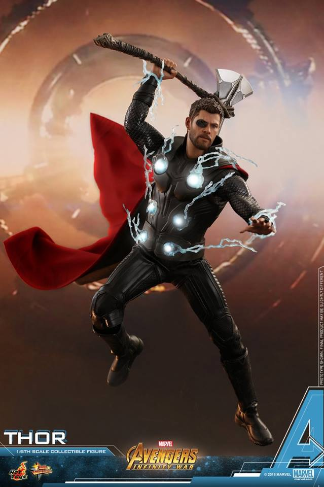 [Hot Toys] -Avengers: Infinity War -Thor 1/6 28378910