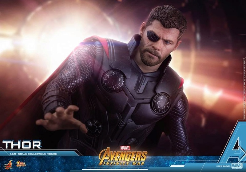 [Hot Toys] -Avengers: Infinity War -Thor 1/6 28378911
