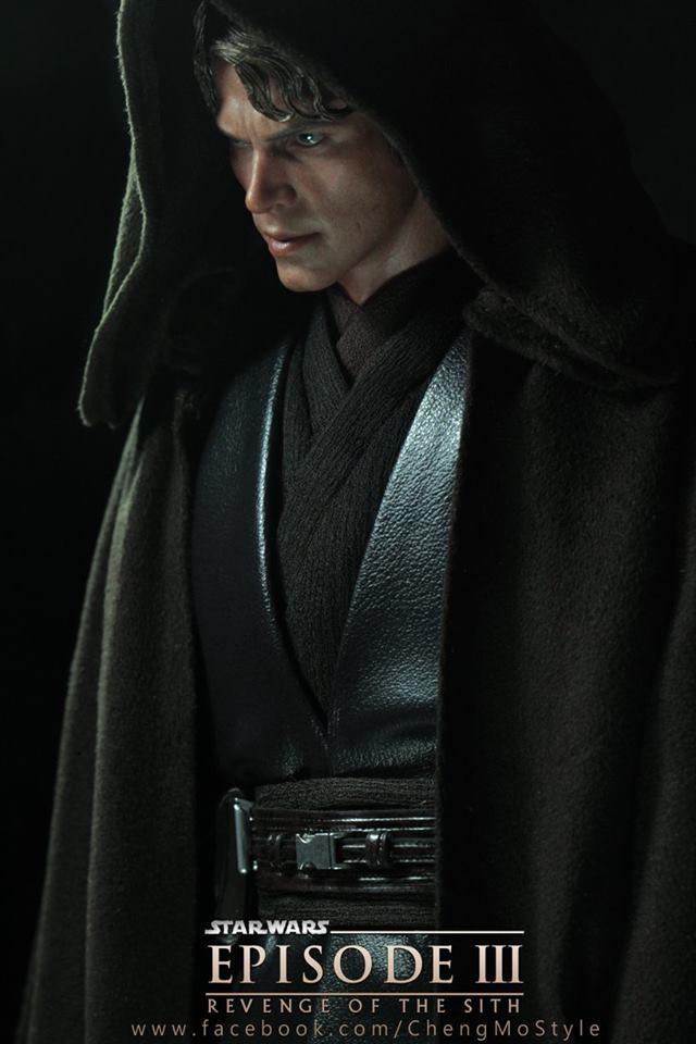 [Hot Toys]- Star Wars EP III - Anakin Skywalker 1/6 28379010
