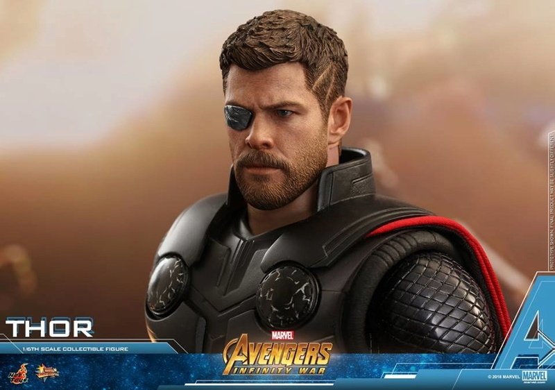 [Hot Toys] -Avengers: Infinity War -Thor 1/6 28379012