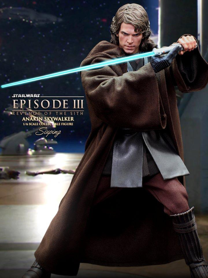 [Hot Toys]- Star Wars EP III - Anakin Skywalker 1/6 28379111
