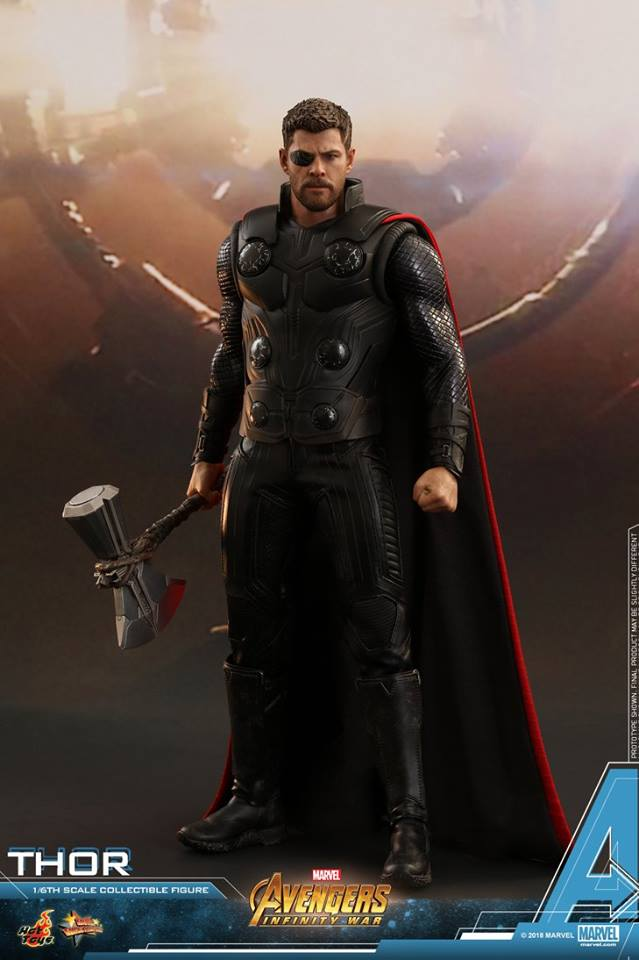 [Hot Toys] -Avengers: Infinity War -Thor 1/6 28379112