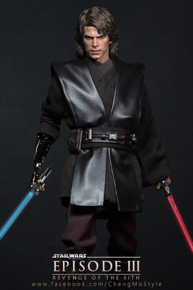 [Hot Toys]- Star Wars EP III - Anakin Skywalker 1/6 28379410