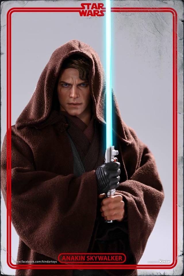 [Hot Toys]- Star Wars EP III - Anakin Skywalker 1/6 28379710