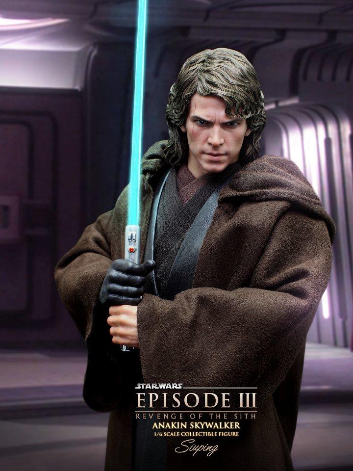 [Hot Toys]- Star Wars EP III - Anakin Skywalker 1/6 28467813