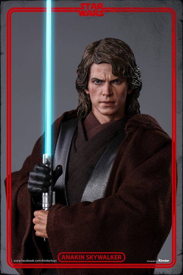 [Hot Toys]- Star Wars EP III - Anakin Skywalker 1/6 28467911