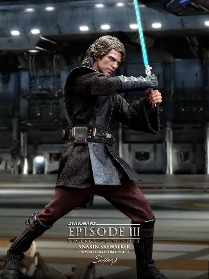 [Hot Toys]- Star Wars EP III - Anakin Skywalker 1/6 28468011