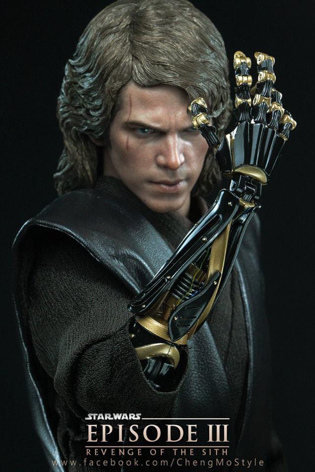 [Hot Toys]- Star Wars EP III - Anakin Skywalker 1/6 28468313
