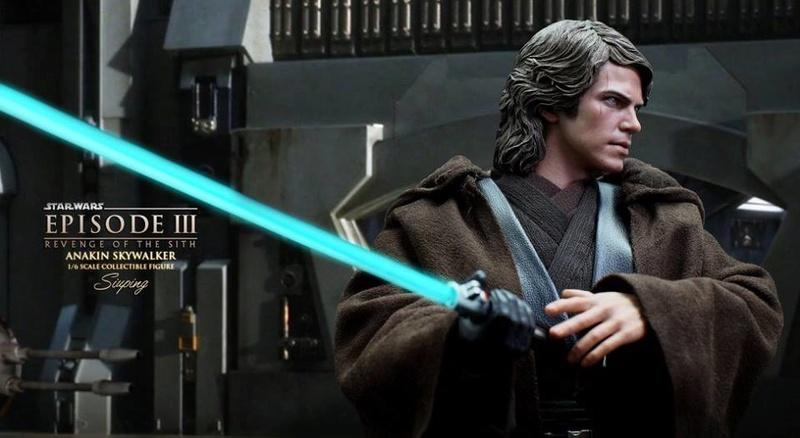 [Hot Toys]- Star Wars EP III - Anakin Skywalker 1/6 28471710