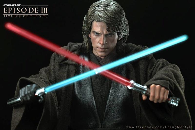 [Hot Toys]- Star Wars EP III - Anakin Skywalker 1/6 28471711