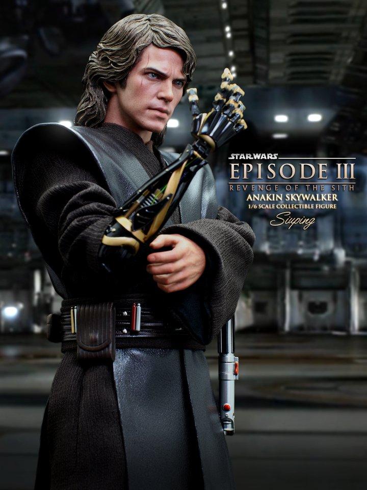[Hot Toys]- Star Wars EP III - Anakin Skywalker 1/6 28471712