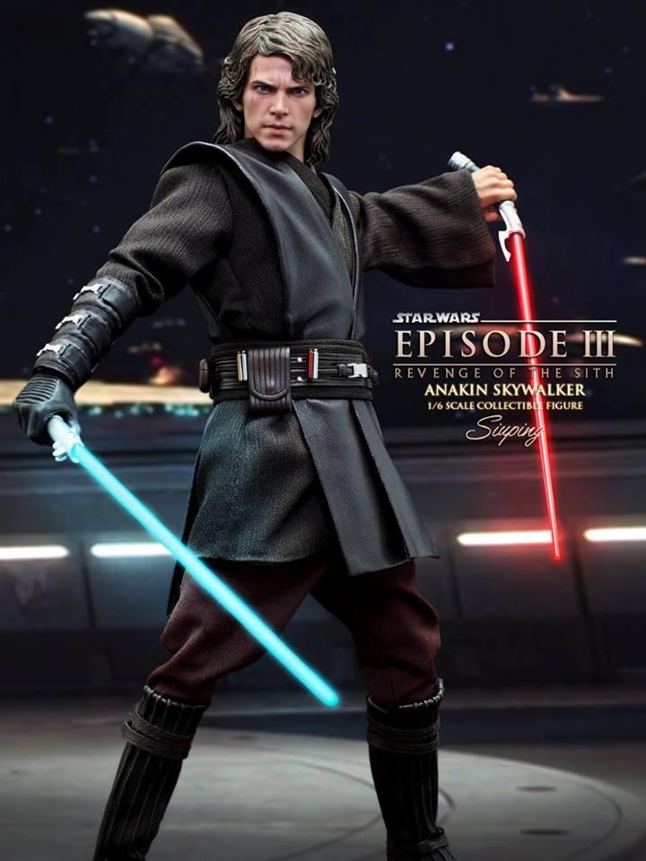 [Hot Toys]- Star Wars EP III - Anakin Skywalker 1/6 28471713