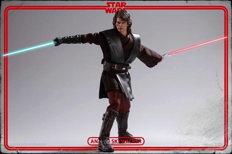 [Hot Toys]- Star Wars EP III - Anakin Skywalker 1/6 28471810