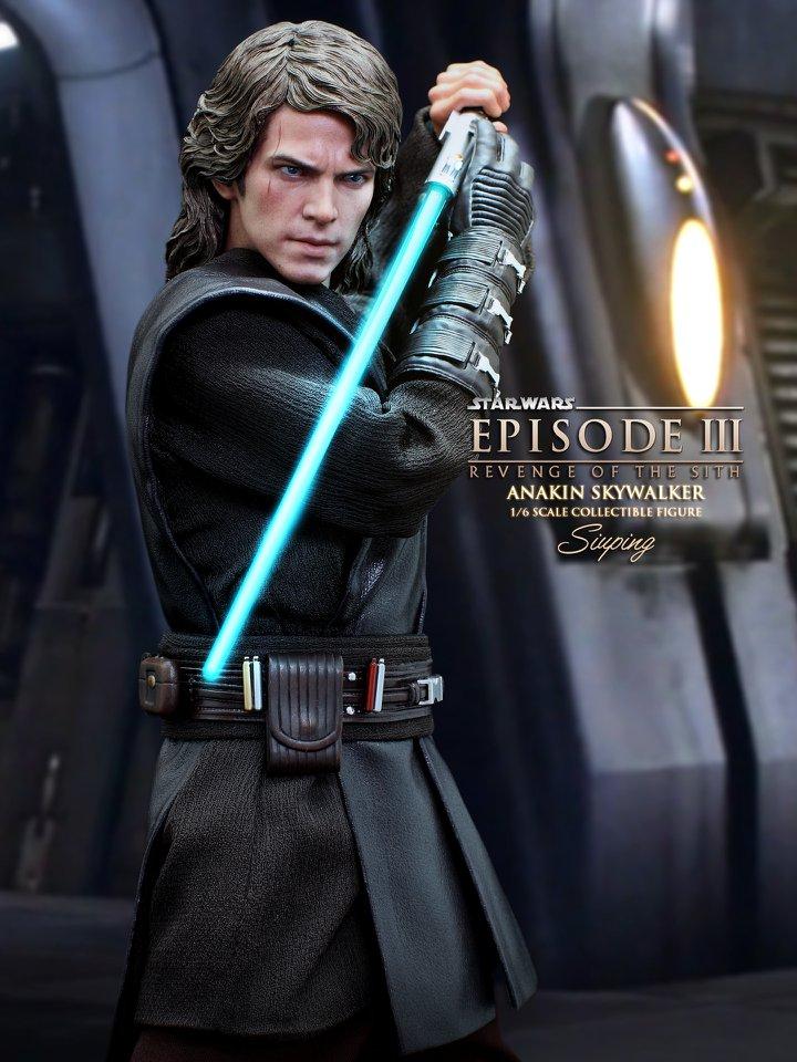 [Hot Toys]- Star Wars EP III - Anakin Skywalker 1/6 28471811