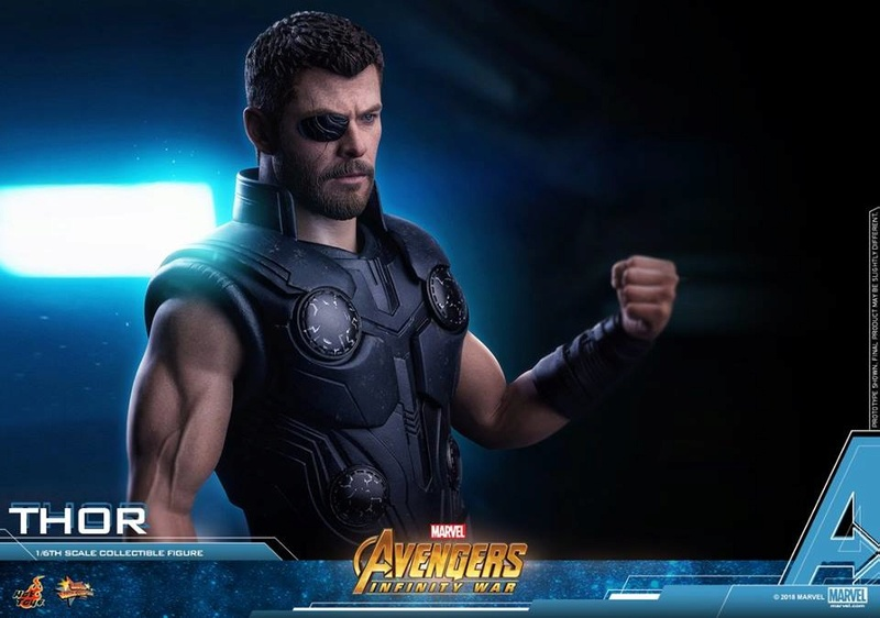 [Hot Toys] -Avengers: Infinity War -Thor 1/6 28471910
