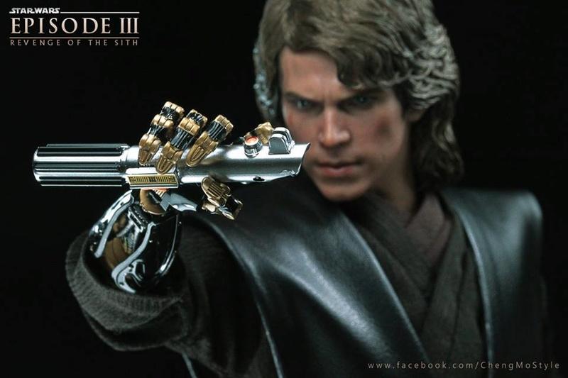[Hot Toys]- Star Wars EP III - Anakin Skywalker 1/6 28472110