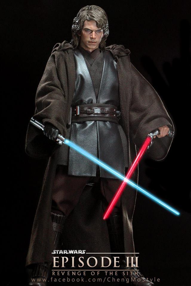 [Hot Toys]- Star Wars EP III - Anakin Skywalker 1/6 28576010