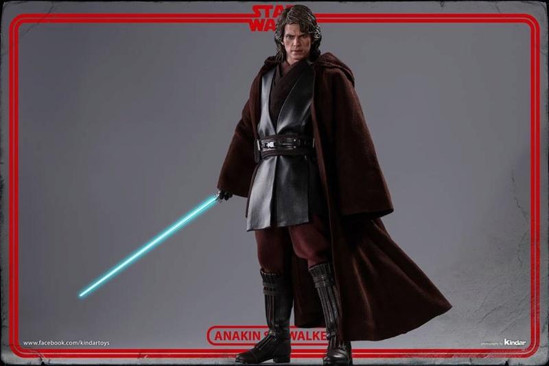 [Hot Toys]- Star Wars EP III - Anakin Skywalker 1/6 28577610
