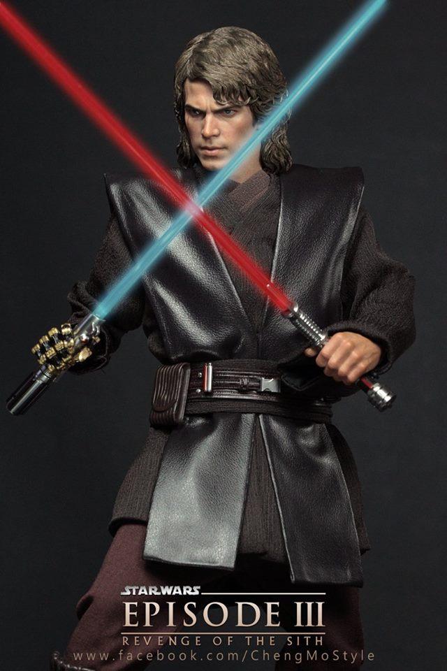 [Hot Toys]- Star Wars EP III - Anakin Skywalker 1/6 28660410