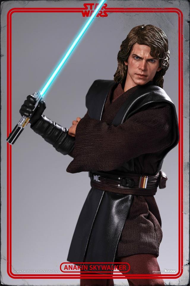 [Hot Toys]- Star Wars EP III - Anakin Skywalker 1/6 28782610