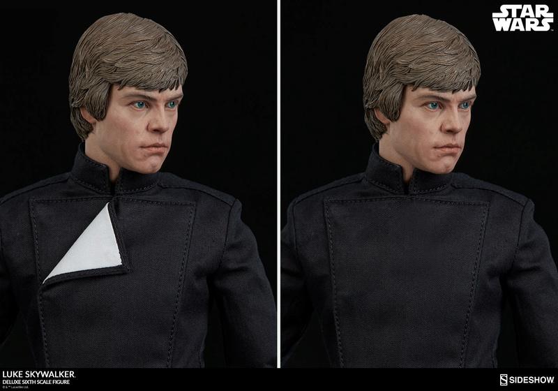 [Sideshow] Luke Skywalker- Star Wars VI - 1/6 Star-w19