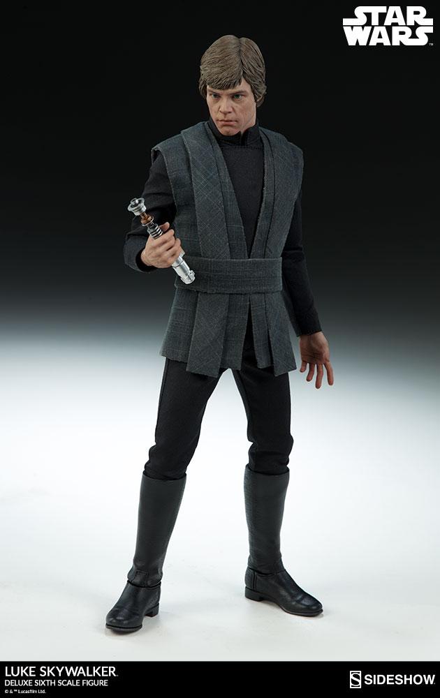 [Sideshow] Luke Skywalker- Star Wars VI - 1/6 Star-w27